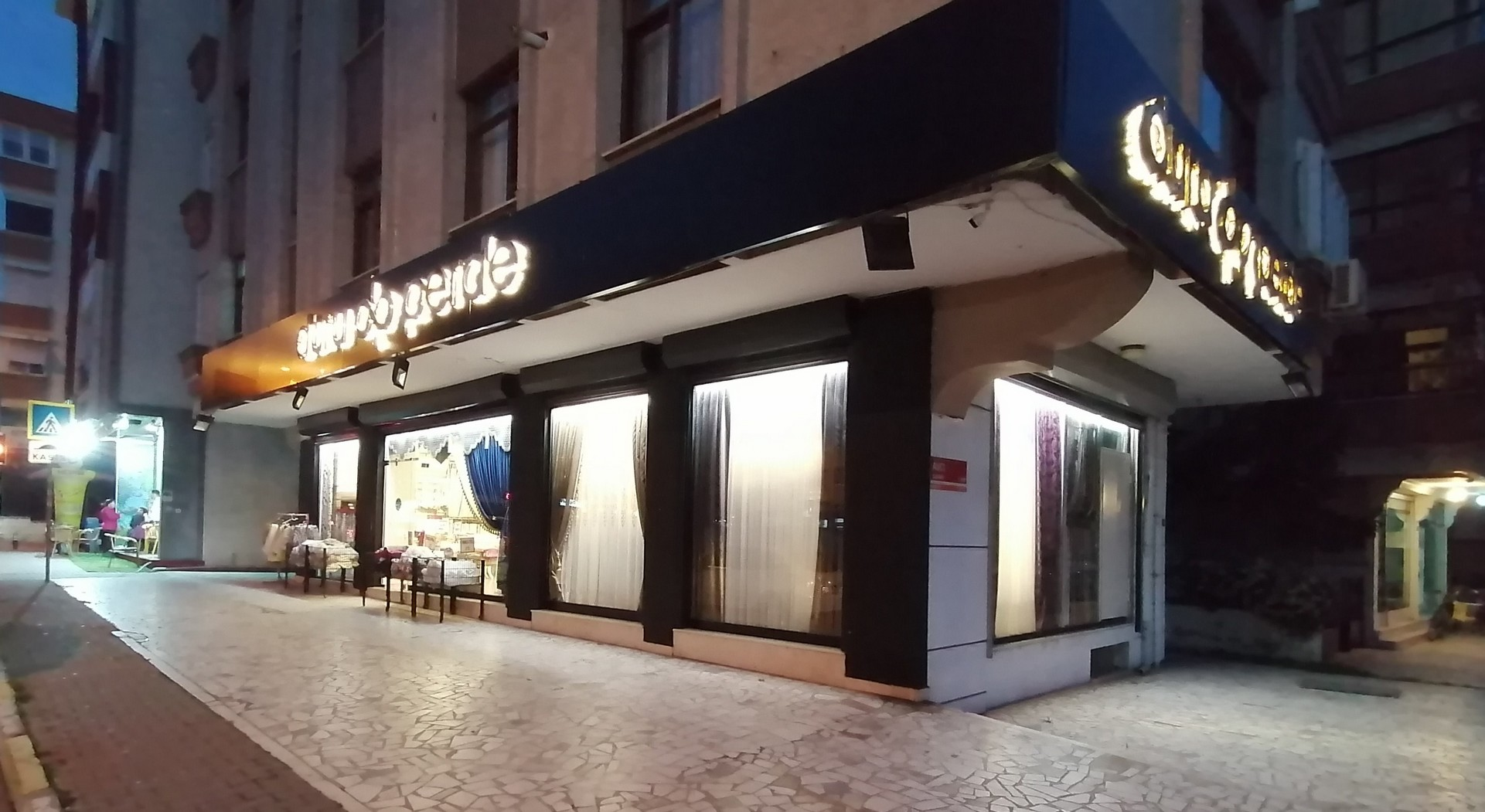 Bakırköy'ün En Seçkin Perde Mağazası